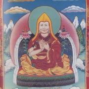 H.H. Kyabje Trijang Rinpoche 1