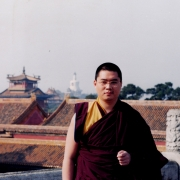 HE Tsem Tulku Rinpoche during the late 90's