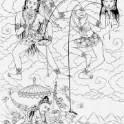 Mekhala and Kanakhala