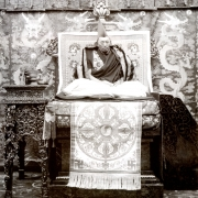 H.H. the 13th Dalai Lama