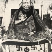 H.H. Kyabje Pabongka Rinpoche 2