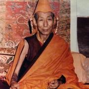 H.H. Kyabje Trijang Rinpoche 4