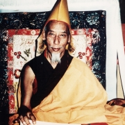 H.H. Kyabje Zong Rinpoche 1