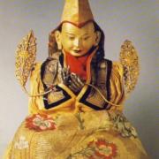 Tsongkhapa with clothing