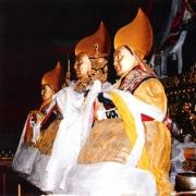 Tsongkhapa and Disciples