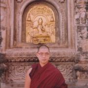 Tsem Rinpoche at Bodhgaya