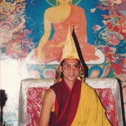 HE Tsem Tulku Rinpoche in Kathmandu, Nepal